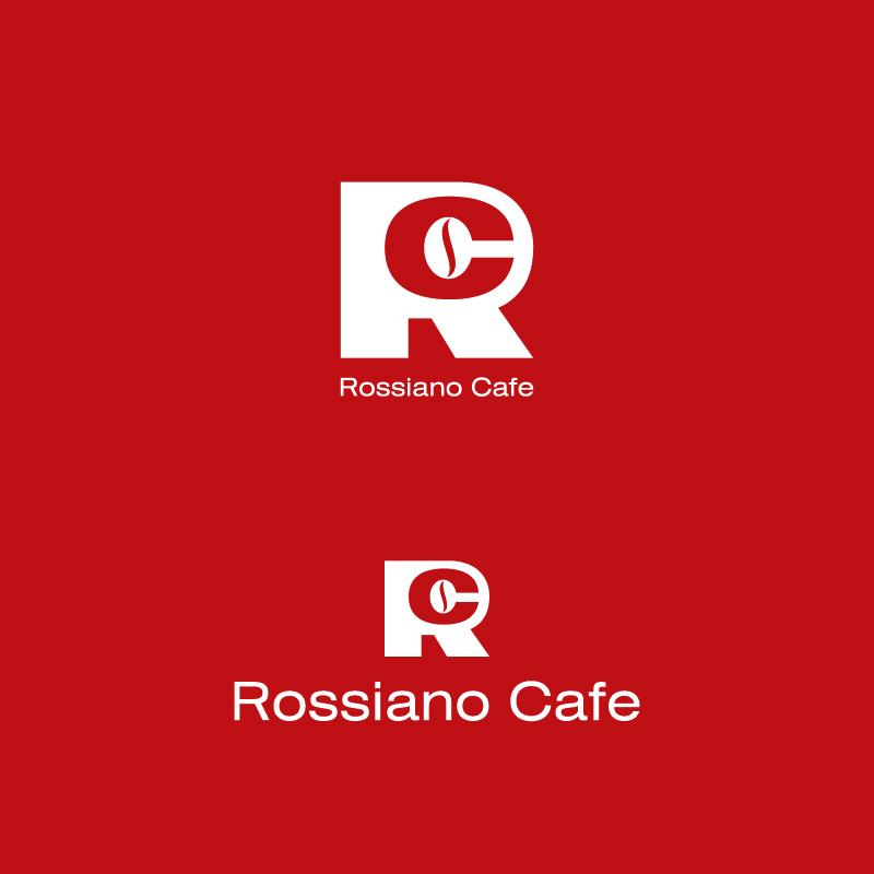 Логотип для кофейного бренда «Rossiano cafe». фото f_80057b624632f6a7.jpg