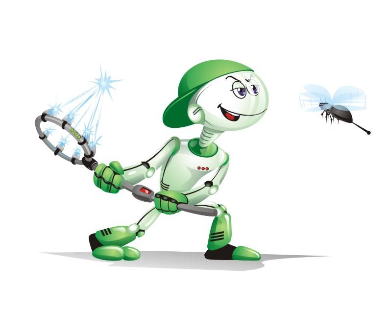 """Модель Робота - Ребёнка """"Роботёнок"""" фото f_4b4d7f4d37bfc.jpg"""