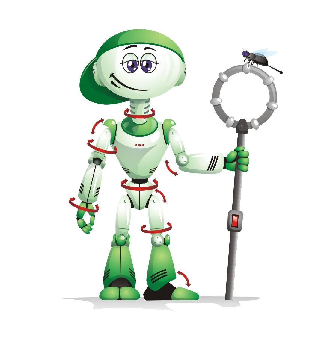 "Модель Робота - Ребёнка ""Роботёнок"" фото f_4b506a74bc239.jpg"