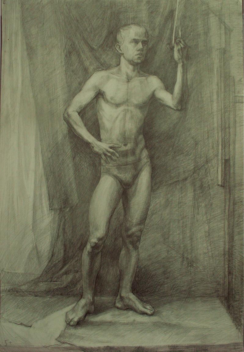 мужская живопись: