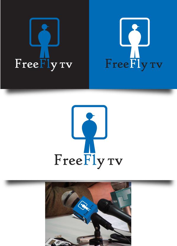 Логотип для общественного интернет-телевидения FreeFly фото f_4f9f8a5bcb93d.jpg