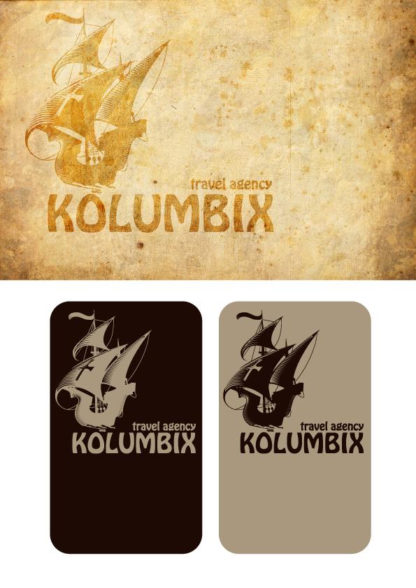 Создание логотипа для туристической фирмы Kolumbix фото f_4fb4a23f3be7c.jpg