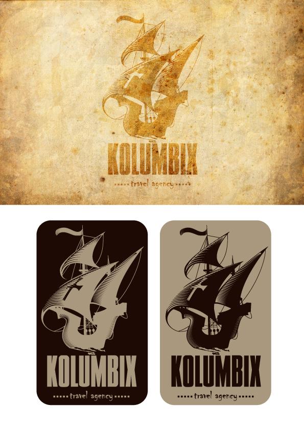 Создание логотипа для туристической фирмы Kolumbix фото f_4fb4a2559ad18.jpg