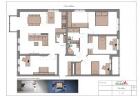 5 ком. квартира (объединение двух квартир) | 150 м2