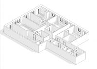 Планировка офисного пространства | 230 м2