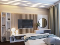 Спальня | 12 м2 | Краснодар