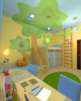 Виртуальный тур по 3-комнатной квартире
