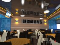 Кафе Lemans