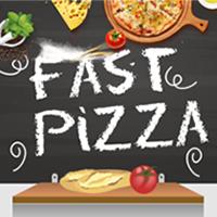Дизайн мобильного приложения Fast Pizza