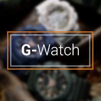 Дизайн landing-page для продажи часов G-Watch
