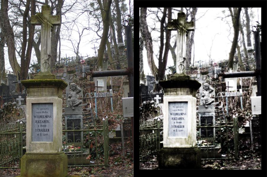 Внимание — мрачно!«Лычаковское кладбище»