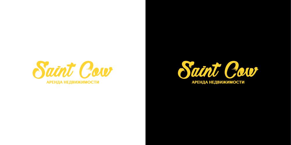 Фирменный стиль для компании Saint Cow фото f_04059b2d5675a82f.jpg