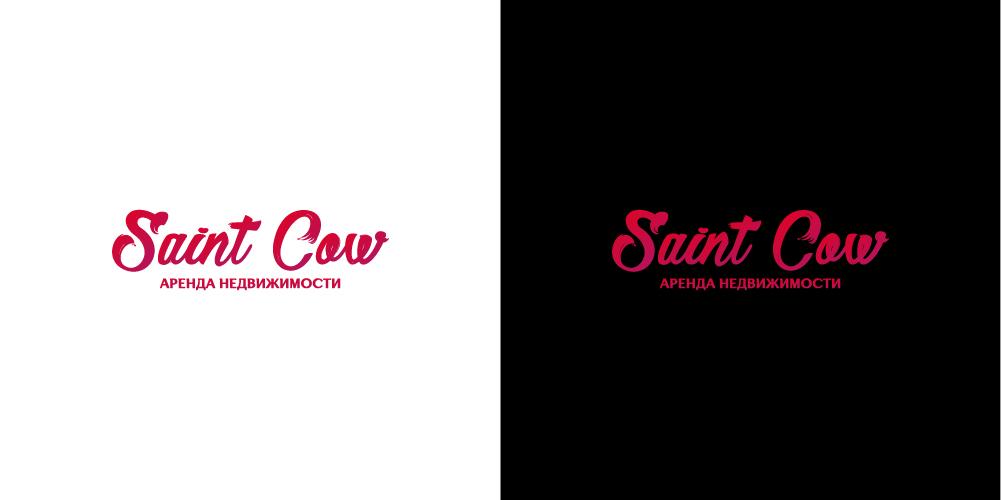 Фирменный стиль для компании Saint Cow фото f_53259b2d564cab73.jpg