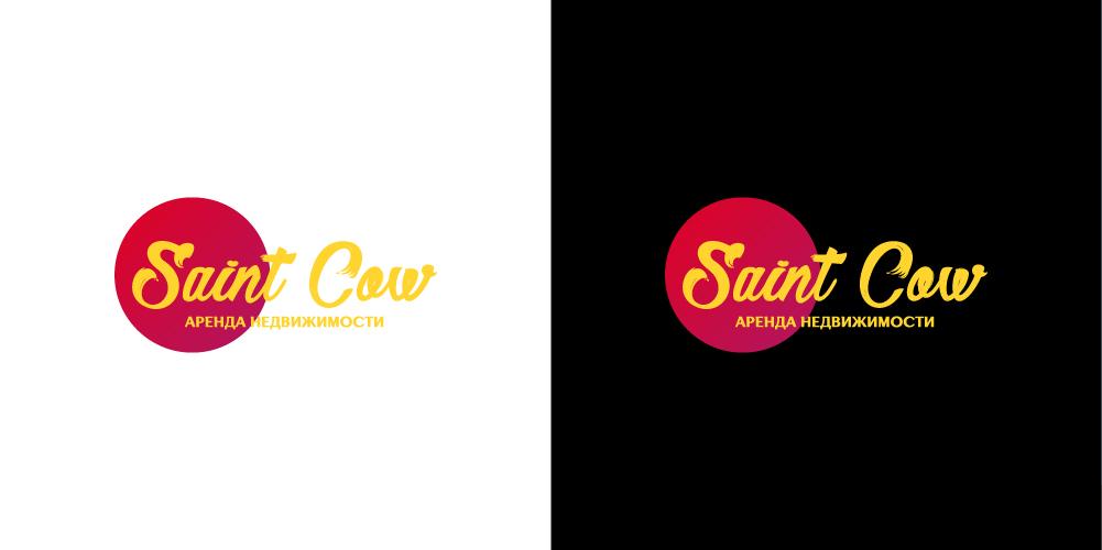 Фирменный стиль для компании Saint Cow фото f_80859b2d56f0580e.jpg