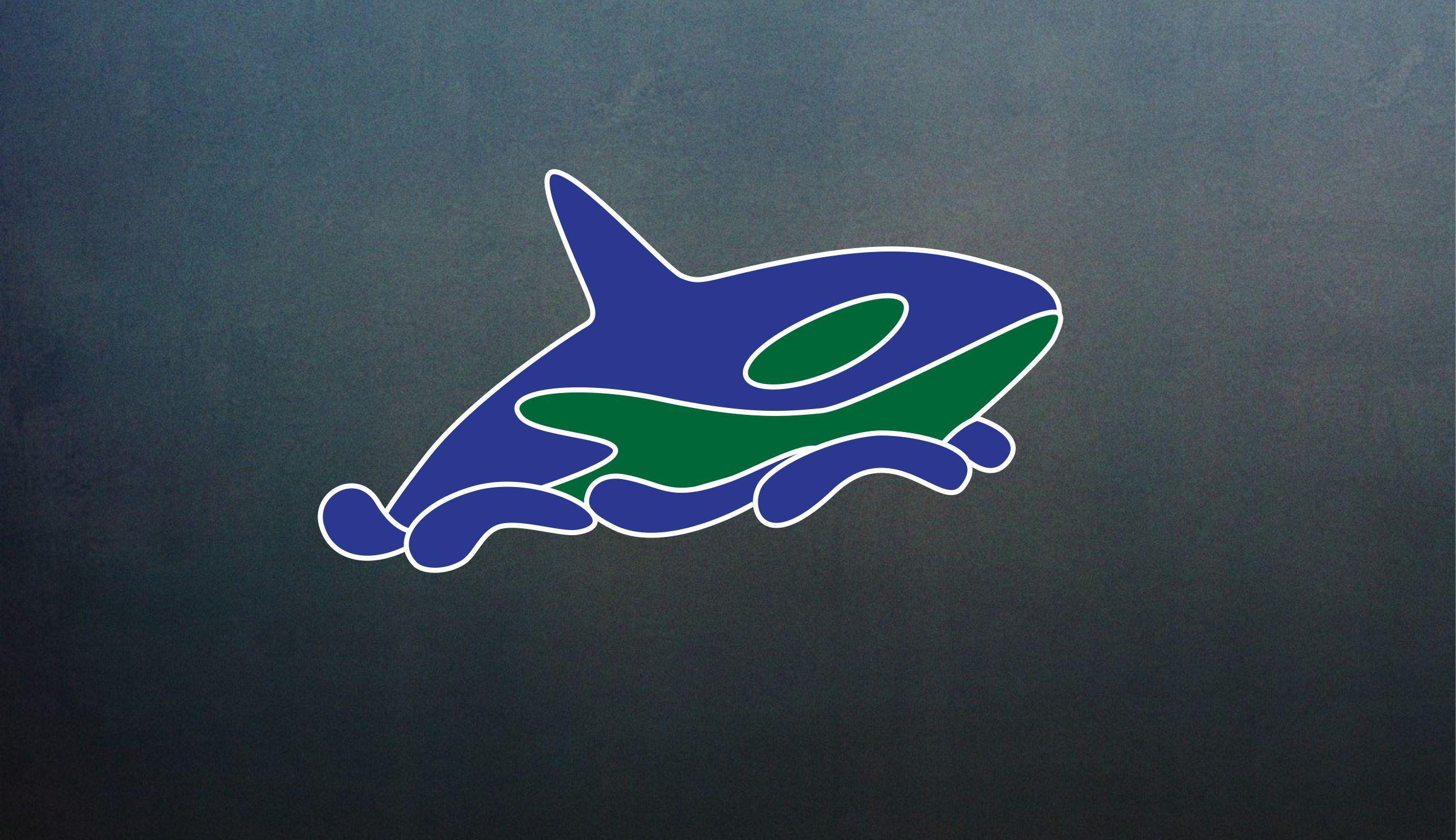 Разработка фирменного символа компании - касатки, НЕ ЛОГОТИП фото f_0455b0079cd844c5.jpg
