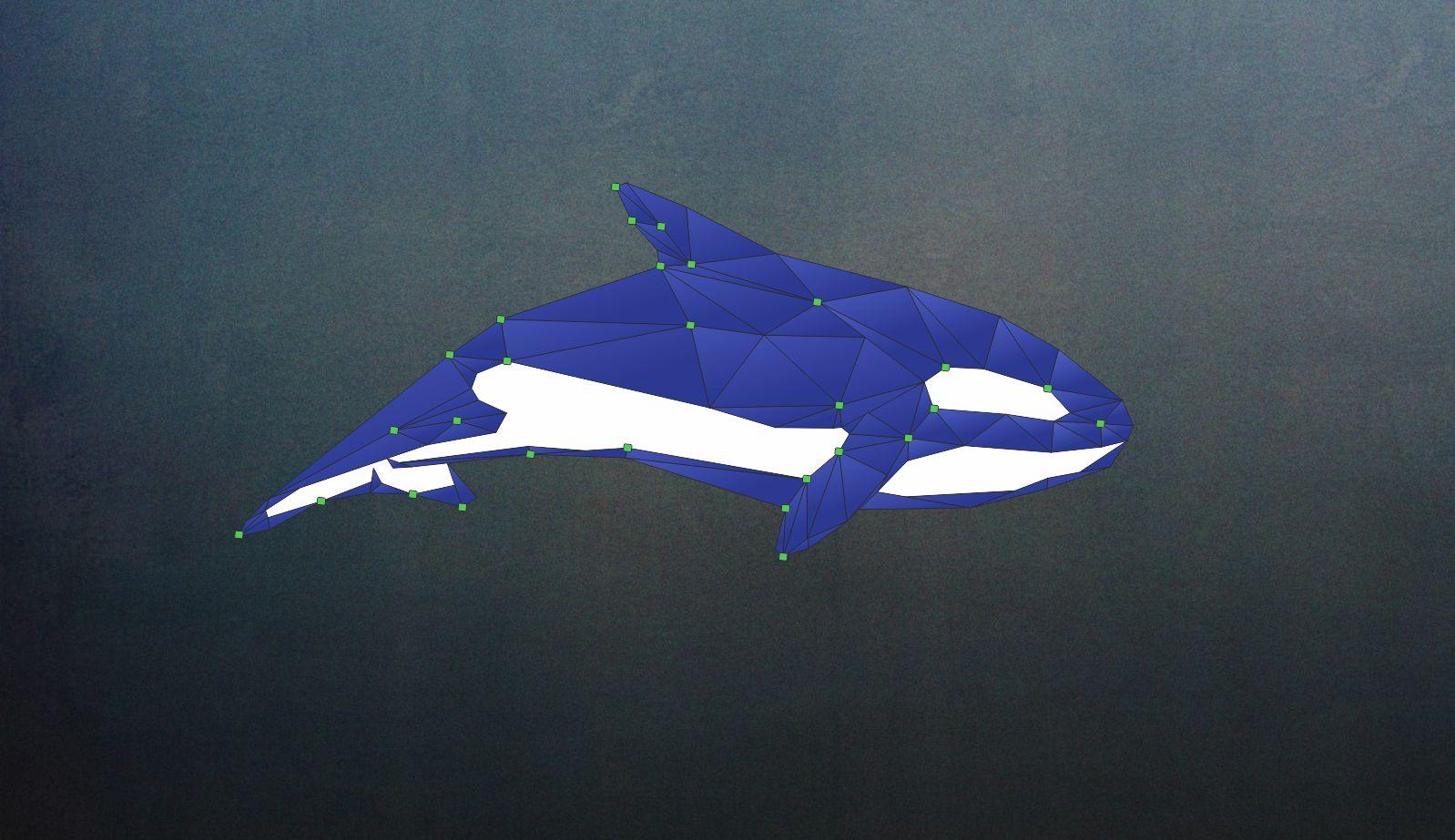 Разработка фирменного символа компании - касатки, НЕ ЛОГОТИП фото f_4505b0091d739be3.jpg