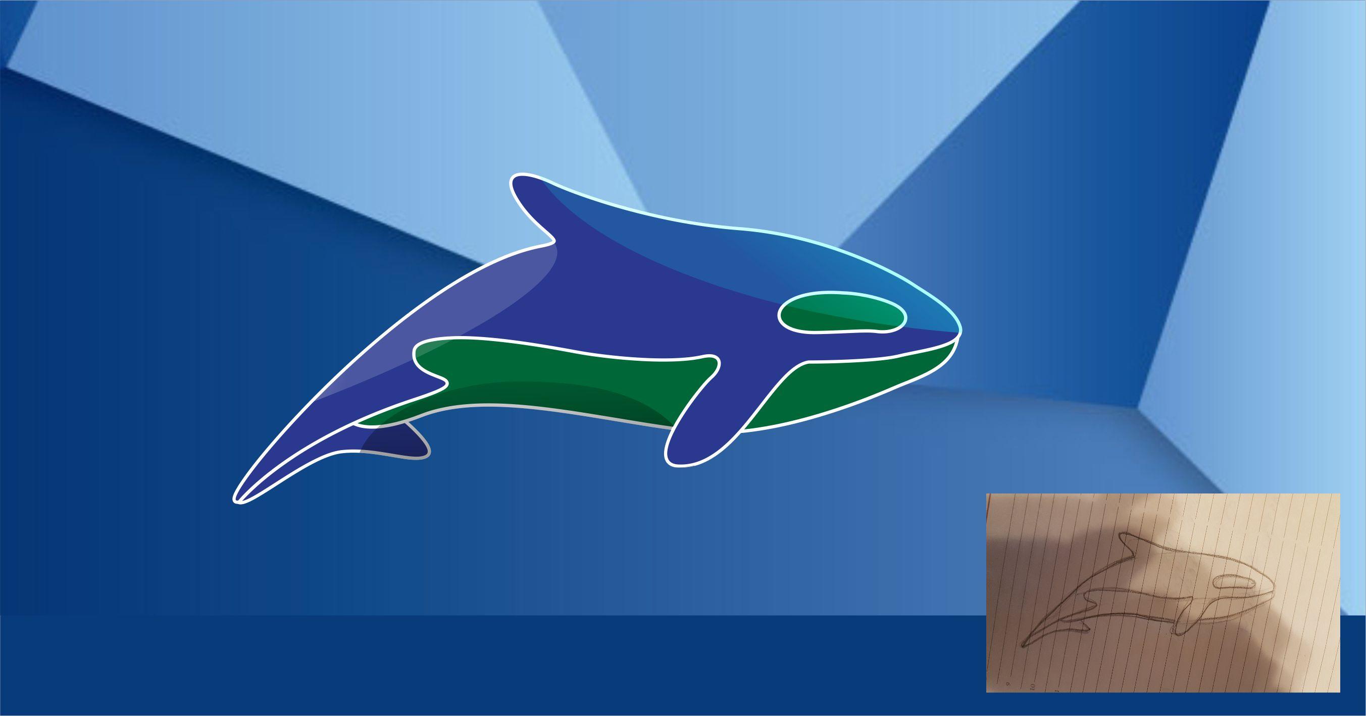 Разработка фирменного символа компании - касатки, НЕ ЛОГОТИП фото f_8665b0070c78e16f.jpg