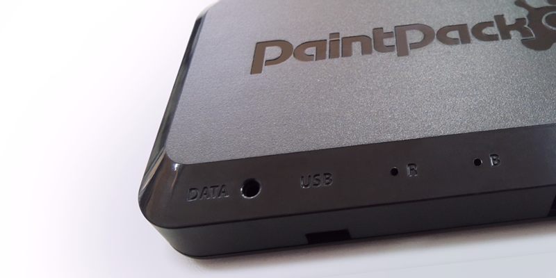 ПРОИЗВОДСТВО корпуса AmbiLight приставки для ТВ PaintPack. Фото. 2013