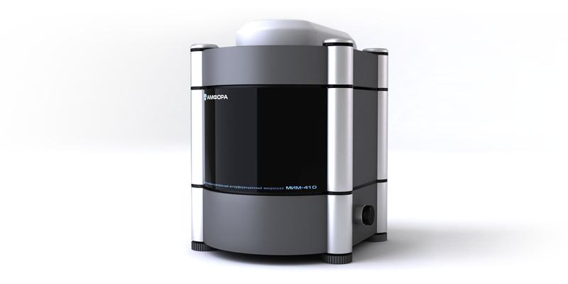 Промышленный дизайн Интерференционного микроскопа. 2008