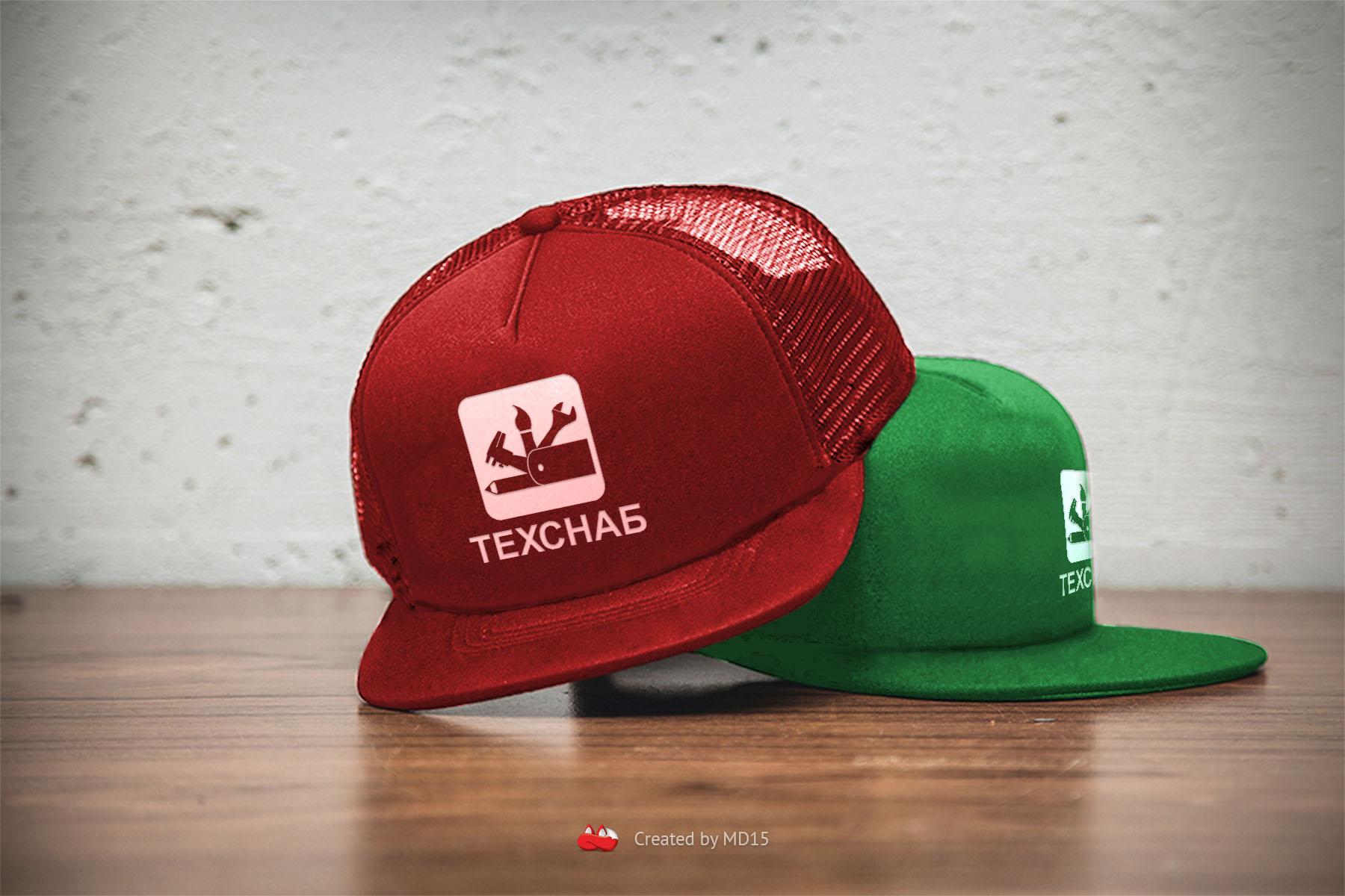 Разработка логотипа и фирм. стиля компании  ТЕХСНАБ фото f_2145b1f798f4b116.jpg
