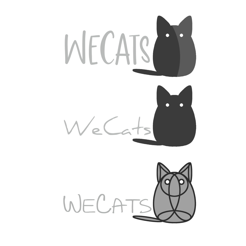 Создание логотипа WeCats фото f_4115f1930c639baf.jpg