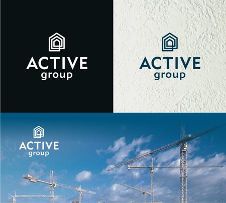 Logo строительной компании