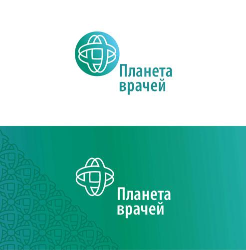 Logo для медицинского портала