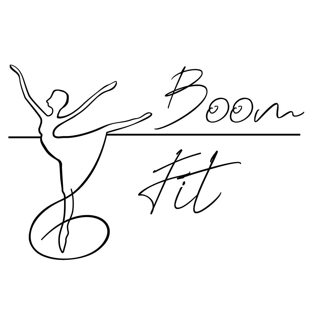 Логотип для студии фитнеса и балета