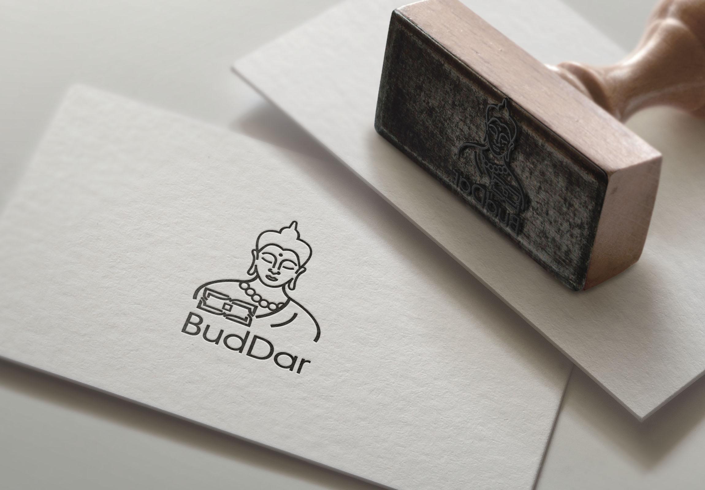 Логотип для магазина подарков из Азии