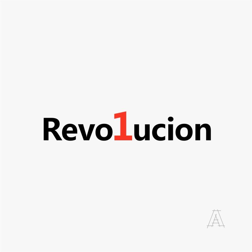 Разработка логотипа и фир. стиля агенству Revolución фото f_4fb7bb38d7cdd.jpg