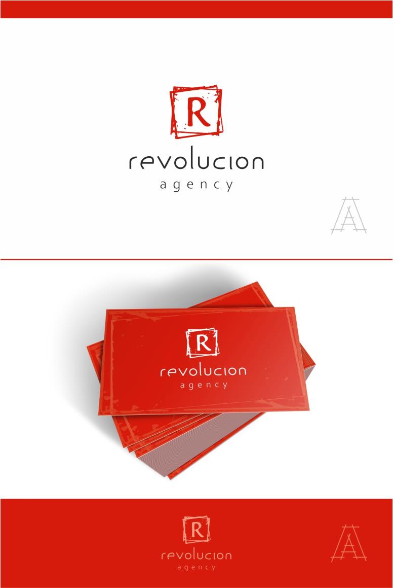 Разработка логотипа и фир. стиля агенству Revolución фото f_4fc030d679d62.jpg