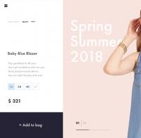 Shop UX/UI