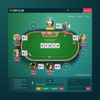 Poker game - приложение для вконтакте