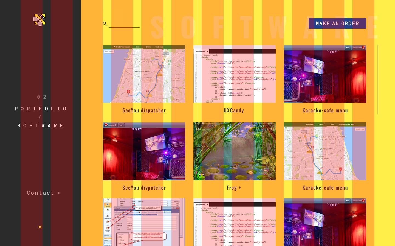 Концепт дизайна сайта в корпоративном стиле для IT компании фото f_368596b380d46d64.jpg