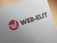 Логотип для веб-студии Web-Elit