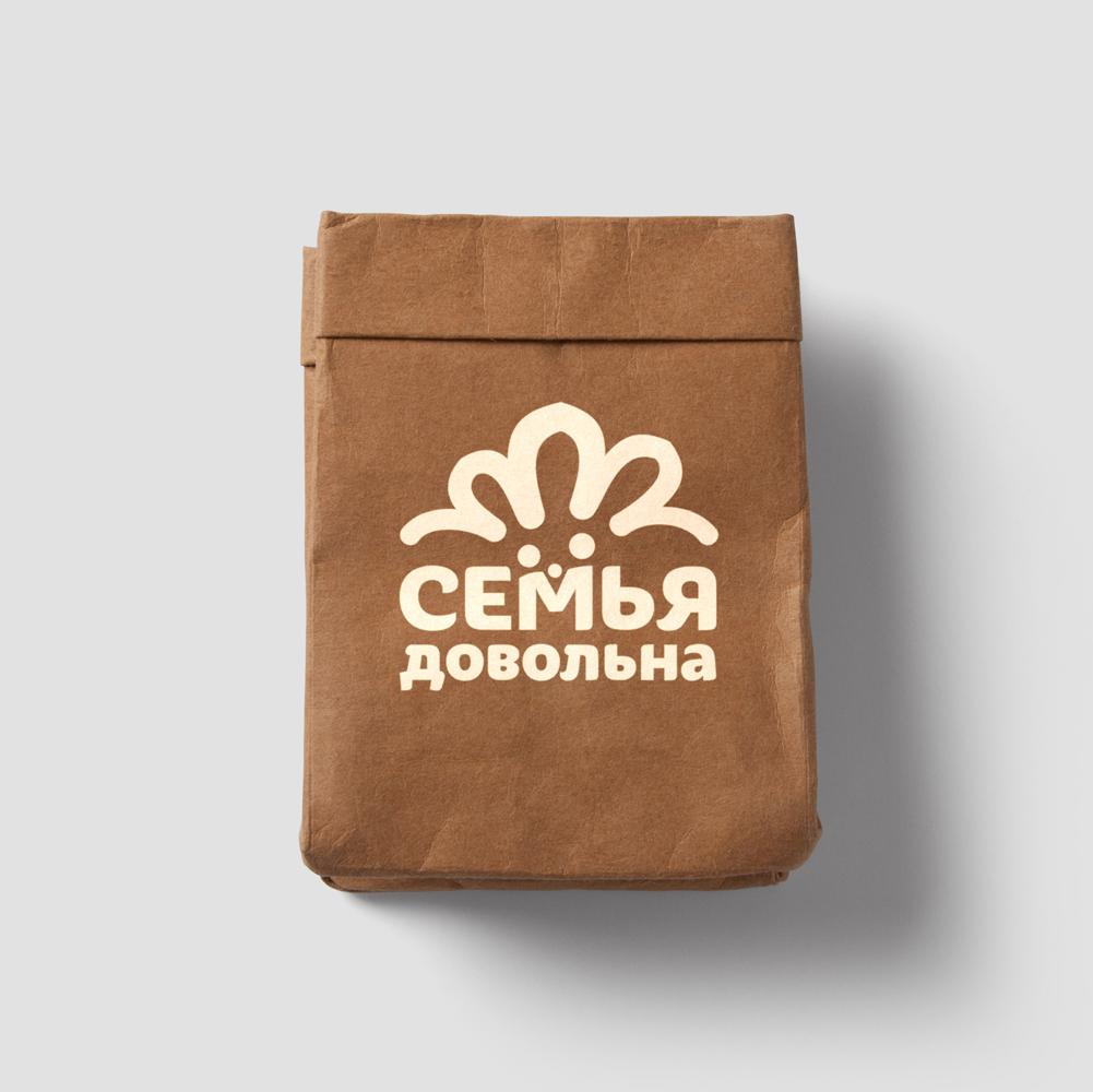 """Разработайте логотип для торговой марки """"Семья довольна"""" фото f_3845ba1e81d2bd36.jpg"""