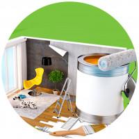 Дизайн сайта компании по ремонтам квартир