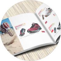 Каталог спортивной обуви и аксессуаров