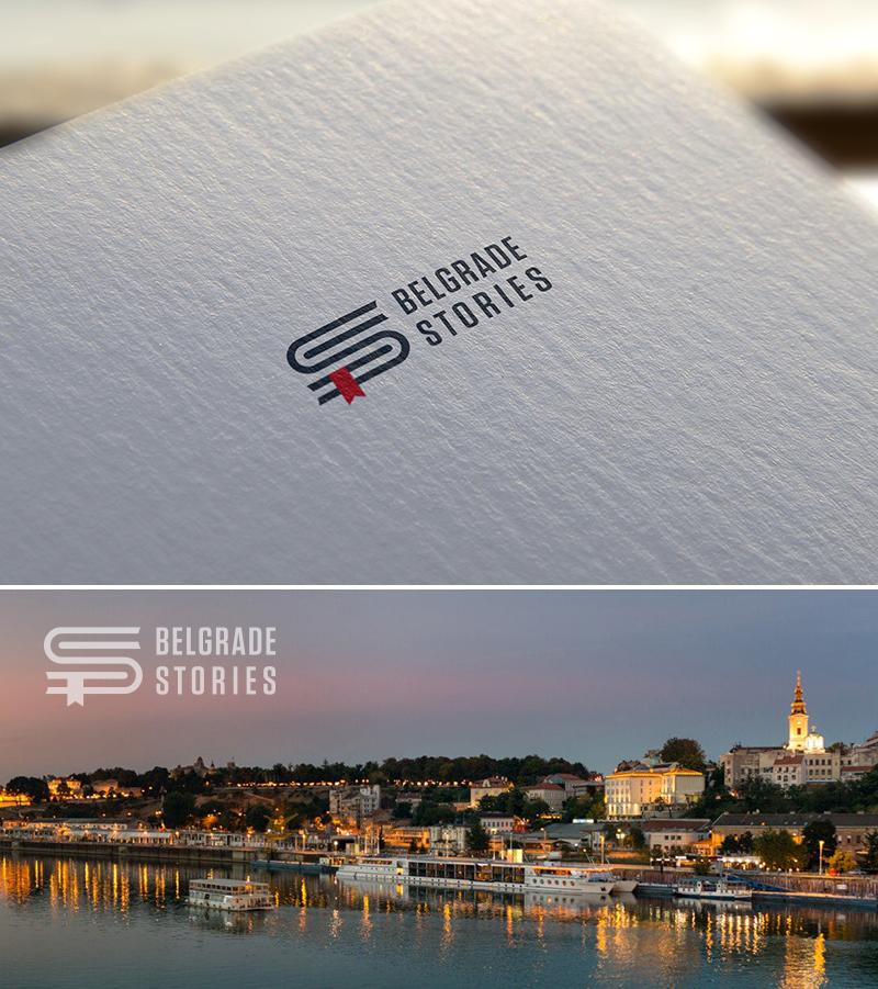 Логотип для агентства городских туров в Белграде фото f_53458993ab2e2e4c.jpg