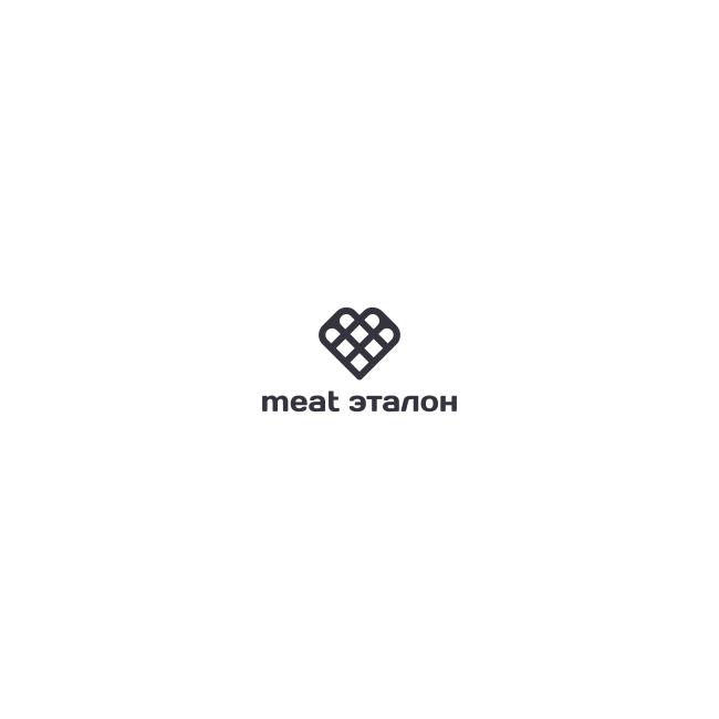 Логотип компании «Meat эталон» фото f_75056f4bc91ea85c.png