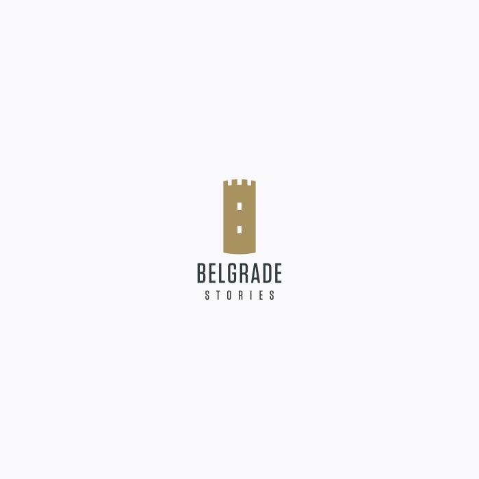Логотип для агентства городских туров в Белграде фото f_793589073f686036.jpg