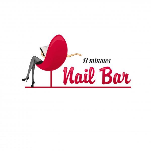 Логотип для салона экспресс-маникюра