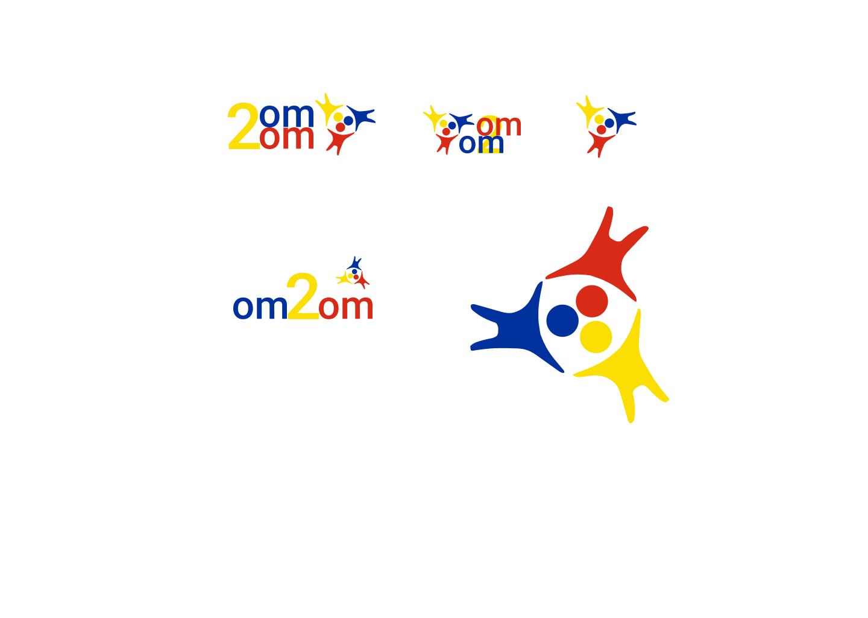Разработка логотипа для краудфандинговой платформы om2om.md фото f_4415f5887eb94cb3.png