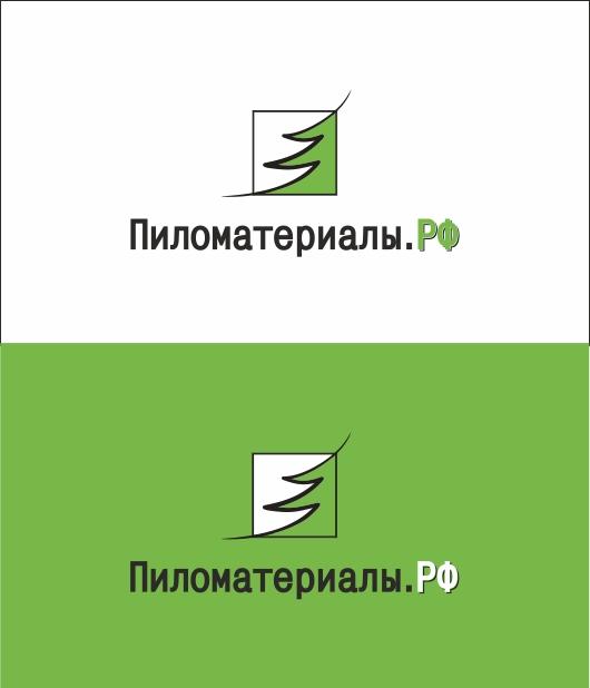 "Создание логотипа и фирменного стиля ""Пиломатериалы.РФ"" фото f_81152fa1a11c1cae.jpg"