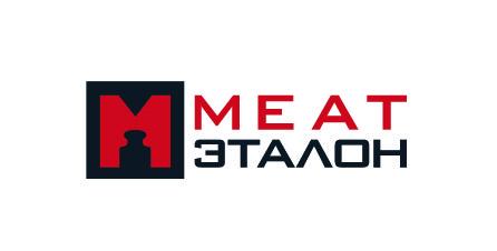 Логотип компании «Meat эталон» фото f_03656f27faa0a036.jpg