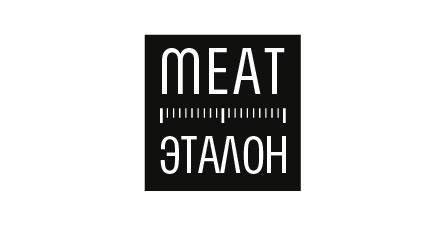 Логотип компании «Meat эталон» фото f_32656f280376ee83.jpg
