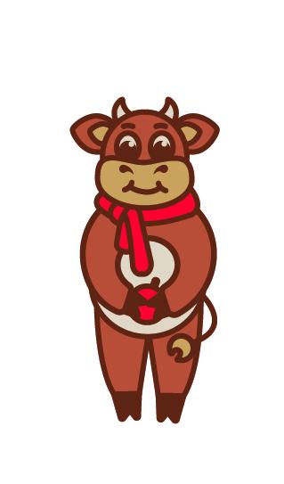 Создать рисунки быков, символа 2021 года, для реализации в м фото f_8975efc835ae0351.jpg