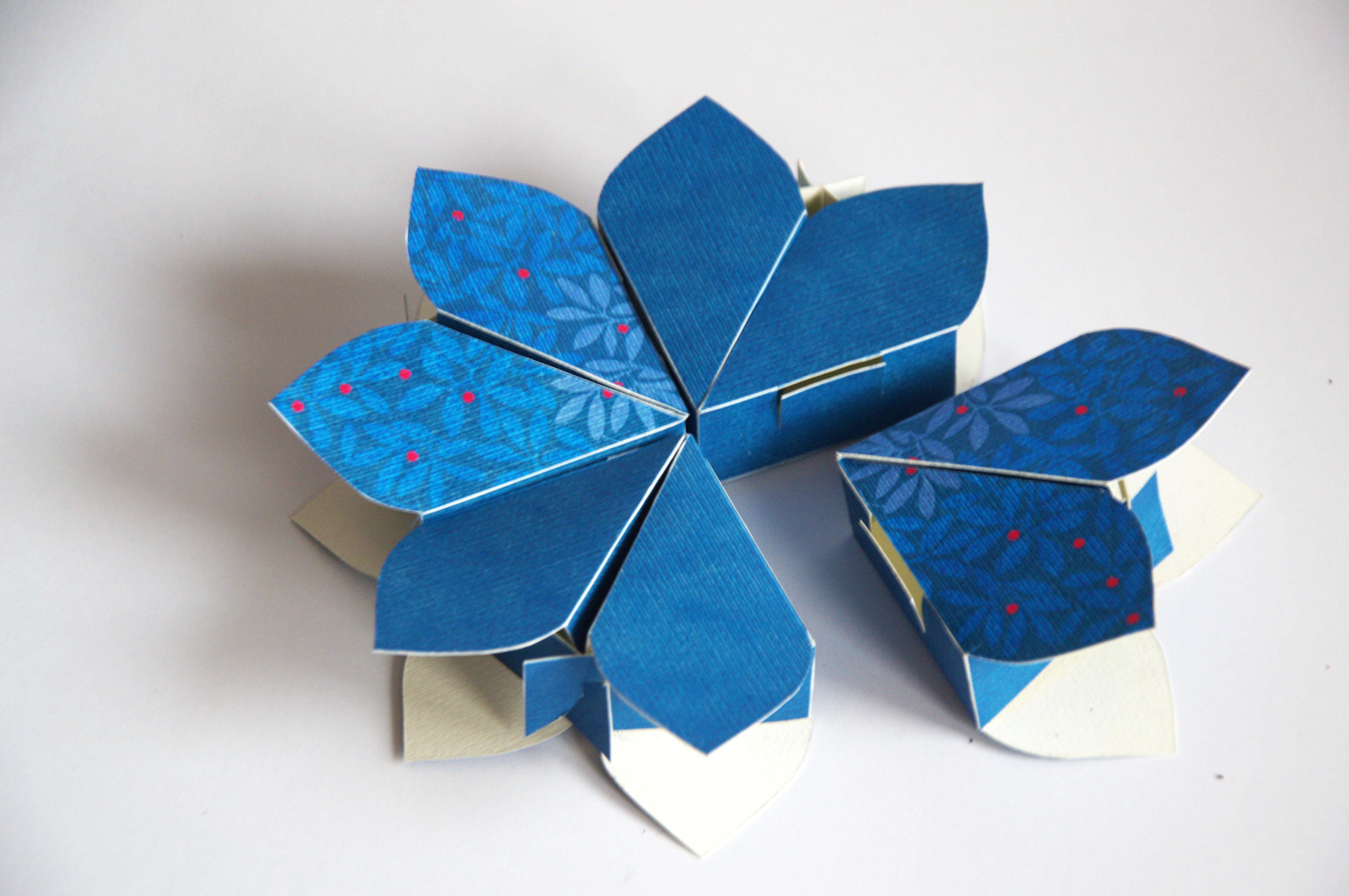 Конструктивная упаковка для чая пуэр