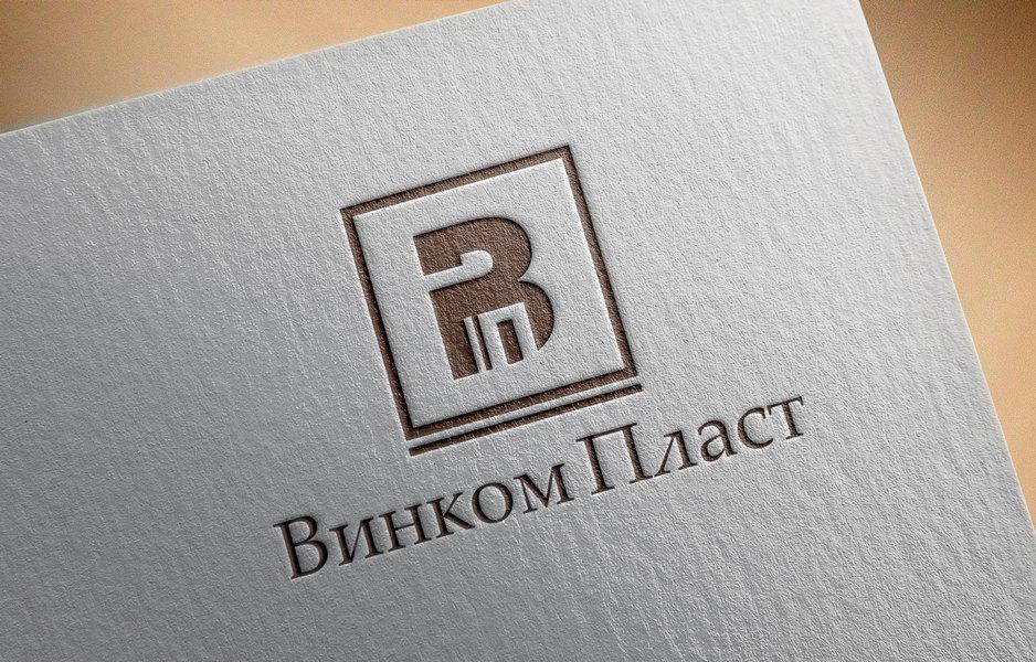 Логотип, фавикон и визитка для компании Винком Пласт  фото f_0325c3cebeb6e2dc.jpg