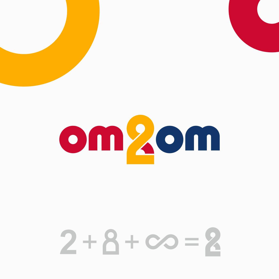 Разработка логотипа для краудфандинговой платформы om2om.md фото f_0405f5f65b404d35.png